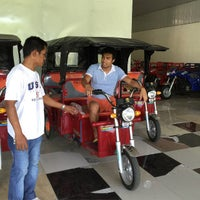 Photo taken at Honda Cars Bulacan by Lito M. on 6/28/2015
