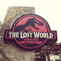 Photo taken at Universal Studios Singapore by Jimena Sobarzo L. on 6/17/2013
