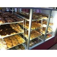 Photo taken at Freshh Donuts by Lauren L. on 10/15/2013
