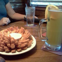 Photo taken at Outback Steakhouse by John on 10/12/2012