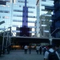 Photo taken at Universidade Nove de Julho (Uninove) by Bruna L. on 11/28/2012