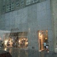 Photo taken at Prada by Ruth M. on 7/1/2013
