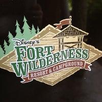 Photo taken at Disney's Fort Wilderness Resort & Campground by Blake N. on 6/20/2013