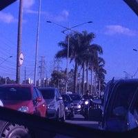 Photo taken at Avenida Guido Aliberti by Marcio V. on 2/28/2013