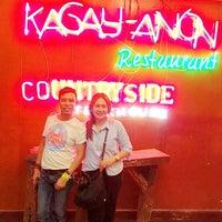 Photo taken at Kagay-anon Restaurant by Joe V. on 4/20/2016