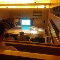 Photo taken at Auditori i Palau de Congressos de Castelló by Pablo S. on 7/5/2016