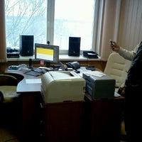 Photo taken at Региональные Медиа by Илья Ц. on 1/21/2013