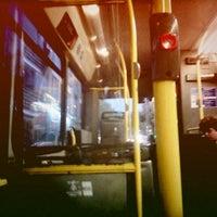Photo taken at TfL Bus 42 by ian on 10/27/2012