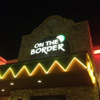 Photo taken at On The Border Mexican Grill & Cantina by SooFab on 11/18/2012