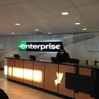 Photo taken at Enterprise Rent-A-Car by SooFab on 2/25/2013
