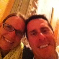 Photo taken at Trattoria Dopo Teatro by Nick M. on 10/20/2012