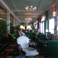 Photo taken at Grand Hotel Parlor by Emi R. on 6/18/2013