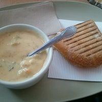Photo taken at Panera Bread by Peris N. on 12/31/2012