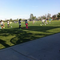 Photo taken at Ontario Soccer Complex by Chris M. on 7/10/2013