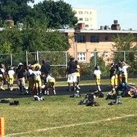 Photo taken at Northwestern High School by 💋Tia I. on 9/7/2013