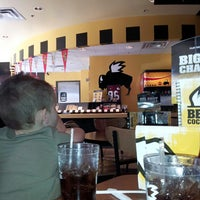 Photo taken at Buffalo Wild Wings by Jeff B. on 3/29/2013