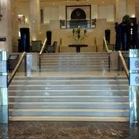 Photo taken at Sheraton Amman Al Nabil Hotel by Deeb G. on 4/21/2014