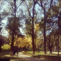 Photo taken at 北京大学医学部 by S O. on 10/31/2012