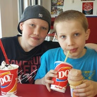 Photo taken at Dairy Queen by Jodie P. on 6/5/2014