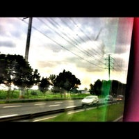 Photo taken at South Luzon Expressway (SLEx) by Anggelyca P. on 9/15/2012