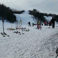 Photo taken at Blackjack Ski Resort by Angkan C. on 2/16/2014