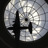 Photo taken at Terminal D (Delta Terminal) by Jenn M. on 11/5/2012