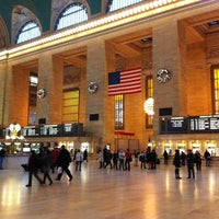 Photo taken at Grand Central Terminal by RN on 12/9/2012