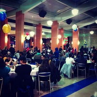 Photo taken at David S. Mack Student Center by Anand P. on 12/18/2012