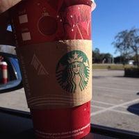 Photo taken at Starbucks by Kimba D. on 1/11/2014