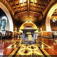 Photo taken at Union Station by Jonathan T. on 11/3/2012