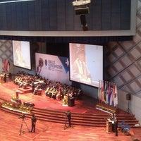 Photo taken at Universiti Teknologi PETRONAS (UTP) by Ridhwan R. on 10/21/2012