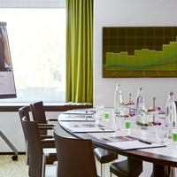 Photo taken at Steigenberger Airport Hotel by Steigenberger Airport Hotel on 10/24/2014