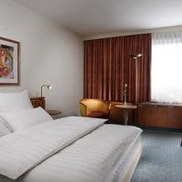 Photo taken at Steigenberger Airport Hotel by Steigenberger Airport Hotel on 9/27/2013