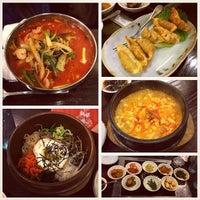Photo taken at Chang Jing Korean BBQ by Jennifer T. on 5/29/2014