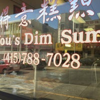 Photo taken at You's Dim Sum by Wilfred W. on 7/24/2015