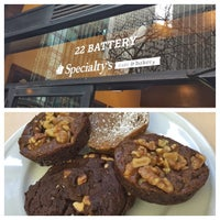 Photo taken at Specialty's Café & Bakery by Wilfred W. on 12/9/2015