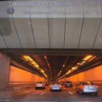 Photo taken at Thomas P. O'Neill Jr. Tunnel by GalwayGirl on 10/10/2016
