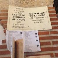Photo taken at El Lagar de Milagros by Borja on 11/27/2013