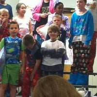 Photo taken at Arbor Creek Elementary by Michael T. on 4/5/2013
