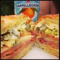 Photo taken at Bay Cities Italian Deli & Bakery by Darius B. on 6/6/2013