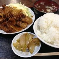 Photo taken at 朱華飯店 小田原店 by nendoooh on 12/3/2012
