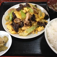 Photo taken at 朱華飯店 小田原店 by nendoooh on 11/14/2012