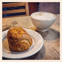 Photo taken at Le Pain Quotidien by Martina E. on 10/25/2012