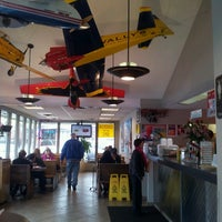 Photo taken at Wally's Restaurant by J R G. on 2/14/2013