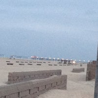 Photo taken at Huntington State Beach by Debbie H. on 3/31/2013