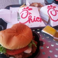 Photo taken at Chick-fil-A Orland Park by Luis A. on 6/19/2013