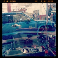 Photo taken at Big O Tires- New Albany by Christy S. on 8/9/2013