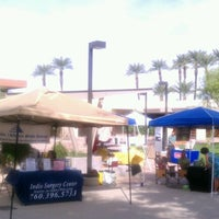 Photo taken at College Of The Desert by Gladys G. on 10/6/2012