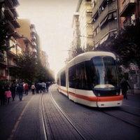 Photo taken at Doktorlar Caddesi by ENDER M. on 10/27/2012