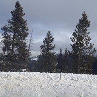 Photo taken at Winter Park Mountain Lodge by Angela C. on 1/11/2014